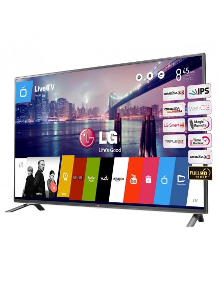 "LG CINEMA 3D SMART TV FHD 60"" LB6500"