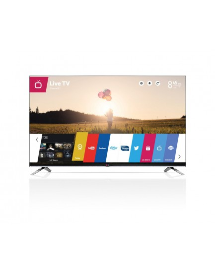 "LG 55"" CLASS (54.6"" DIAGONAL) 1080P SMART W/ WEBOS 3D LED TV"