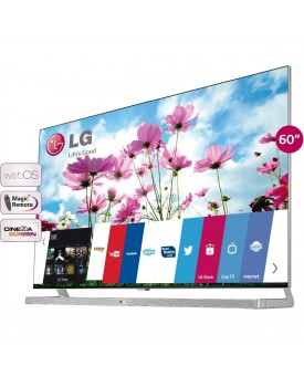 "LG CINEMA 3D SMART TV FHD 60"" LB8700"