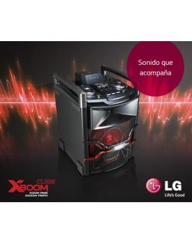 LG - MINICOMPONENTE XBOOM OM5540