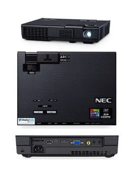 PROYECTOR LED NEC PORTABLE L-102W