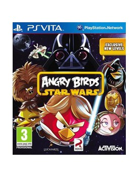 ANGRY BIRDS: STAR WARS.