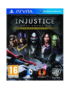 INJUSTICE GOD AMONG US ULTIMATE EDITION