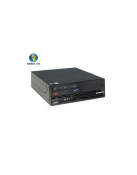CORE2DUO 2.66Ghz, 1GB, 80GB, DVDRW, VISTA BUSINESS