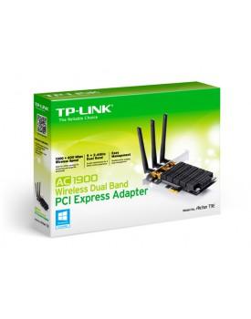 Adaptador Inalambrico de Doble Banda PCI Express AC1900 TP-LINK Archer T9E