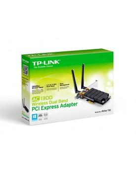 Adaptador PCI Express Inalambrico de Doble Banda AC1300 TP-LINK T6E