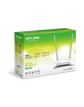 Router Wireless 300 Mbps TP-LINK TL-WR840N