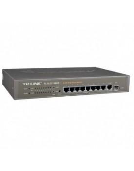 Switch Rackeable TP-LINK TL-SL2210WEB Administrable por WEB