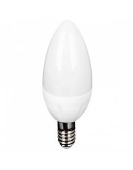 Lámpara LED Tipo Vela de 3W - Luz Cálida