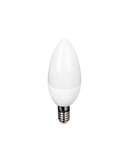 Lámpara LED Tipo Vela de 5W - Luz Cálida