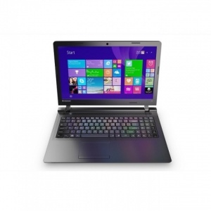 "Notebook Lenovo 100-15IBY Pentium Quad-Core N3540 2.16Ghz, 4Gb, 500GB, 15.6"" - Factory Refurbished"