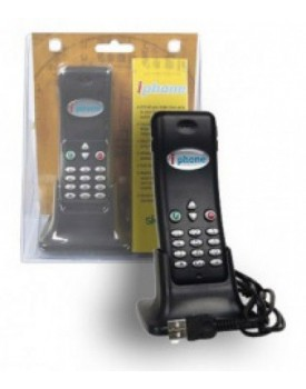 TELEFONO - Voip, USB, Negro