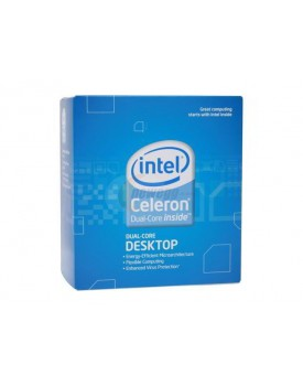 Intel Celeron E1400 D.CORE 2,0 Ghz BOX (socket 775) Bus 800 / Ca