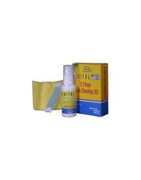 Kit de Limpieza de 3 Piezas (incluye liquido especial)