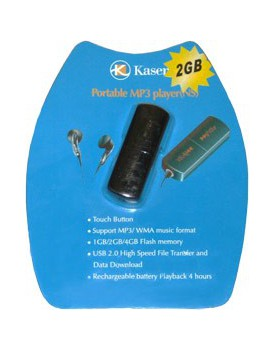MP3 KASER TOUCH 2GB
