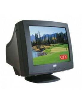 "Monitor CTX 17"" Negro nuevo - Modelo VL701b"
