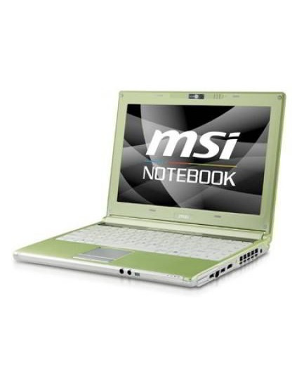 NOTEBOOK MSI INTEL CELERON M575 2 Gb DDR2 - 160 Gb - 12.1'' CÁMA