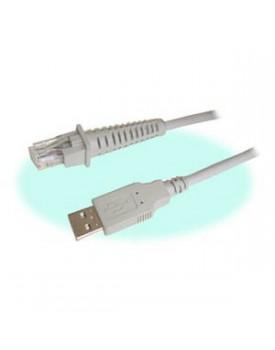 Cable USB para pistolas lectoras TYSSO