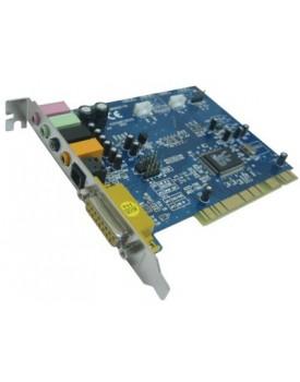 Tarjetas de sonido PCI
