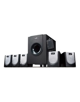HOME THEATER GENIUS SW 5.1 1800 55w RMS