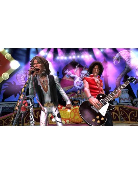GUITAR HERO Aerosmith XBox