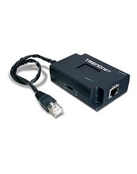 Divisor Ethernet PoE Gigabit