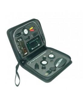 Kit HUB USB, lector de memorias, extension USB, RJ 45, microfono y