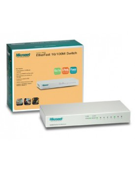 SWITCH MICRONET EtherFast 10/100M