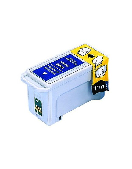 CARTUCHO COMPATIBLE PARA Epson Stylus Color 900/900G/900N/980 Negro