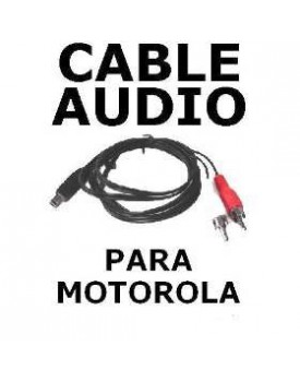 Cables de audio - Morola V3