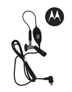 Auriculares Manos libres MOTOROLA V3 (blister)