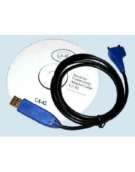 Cable de datos con CD Nokia CA-42