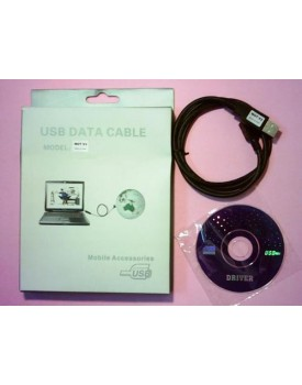 Cable de datos con CD Motorola V3