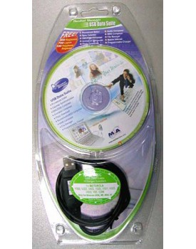 Cable de datos con CD Motorola V300