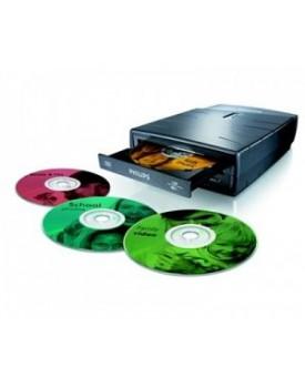 Grabadora de DVD Externa Philips con Lightscribe
