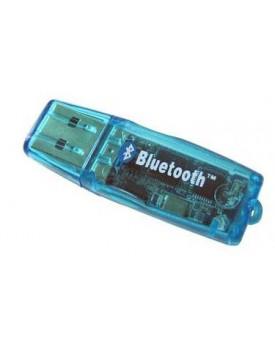 Adaptador Usb Bluethoot Usb Compatible Con Vista