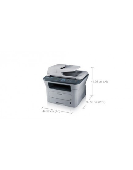 IMPRESORA - Samsung / Laser Color SCX-4824FN