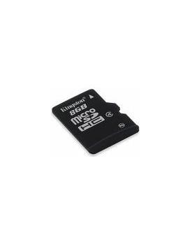 MEMORIA MICRO SD 8 GB C/ADAPTADOR SD