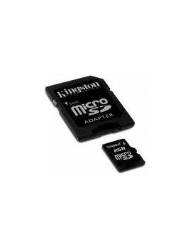 MEMORIA MICRO SD C/ADAPTADOR 2GB