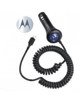 CARGADOR para Auto Original Motorola V3 / V360 / U6 / L7
