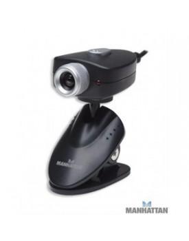 Camara Web Manhatan USB 300 Kpix Clip