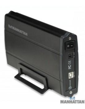 Gabinete 2,5 SATA USB 2,0 Manhattan