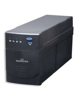 UPS Manhattan 500VA/300w AVR c/Soft