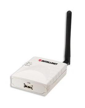 Servidor de Impresion Inalambrico, 1 Puerto USB