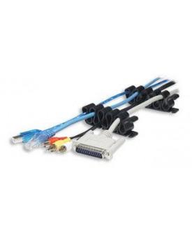 Guia de Pared para Sujetar Cables