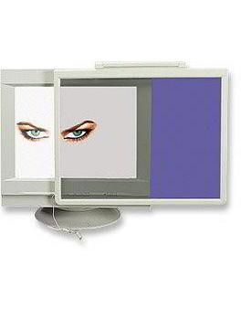 Filtro de cristal optico para monitor