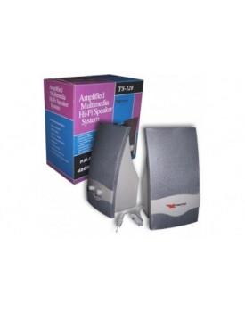 PARLANTES Xtreme COMUNES 3W BLANCO 220v