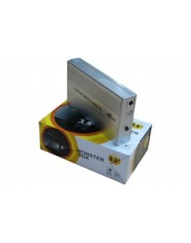 GABINETE - Externo 3.5 / USB 2.0 (Xtreme) - SATA+IDE