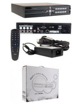 Sistema de Vigilancia DVR