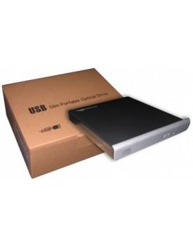 CDROM Externo - USB 24x Slim